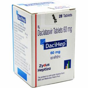 Даклатасвир (Daclatasvir)